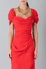 Drexcode - Silk red dress - Vivienne Westwood - Rent - 6