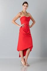Drexcode - Silk red dress - Vivienne Westwood - Rent - 4