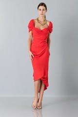 Drexcode - Silk red dress - Vivienne Westwood - Rent - 5