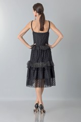Drexcode - Petticoat with feather - Rochas - Sale - 2