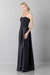 Drexcode - Full skirt and bustier top - Alberta Ferretti - Rent - 4