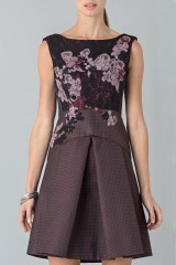 Drexcode - Floral embroidered mini dress - Antonio Marras - Sale - 6