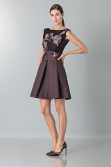 Drexcode - Floral embroidered mini dress - Antonio Marras - Sale - 5