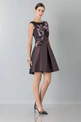 Drexcode - Floral embroidered mini dress - Antonio Marras - Sale - 4