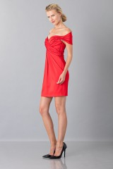 Drexcode - Satin minidress - Moschino - Sale - 6
