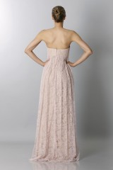 Drexcode - Embroidered bustier dress - Vera Wang - Rent - 2