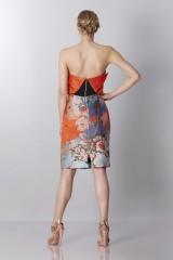 Drexcode - Floreal jacquard dress - Antonio Berardi - Sale - 5