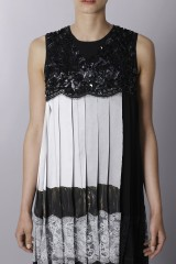 Drexcode - Embroidered tunic dress - Antonio Marras - Rent - 6