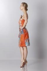Drexcode - Floreal jacquard dress - Antonio Berardi - Sale - 3