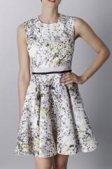 Drexcode - Printed silk dress - Giambattista Valli - Sale - 6