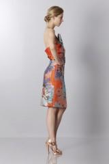 Drexcode - Floreal jacquard dress - Antonio Berardi - Sale - 4