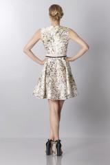 Drexcode - Printed silk dress - Giambattista Valli - Sale - 3