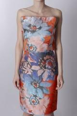Drexcode - Floreal jacquard dress - Antonio Berardi - Sale - 6