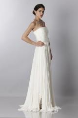 Drexcode - White dress - Vionnet - Rent - 3