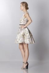 Drexcode - Printed silk dress - Giambattista Valli - Sale - 5