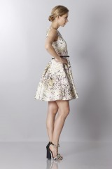 Drexcode - Printed silk dress - Giambattista Valli - Sale - 4