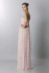 Drexcode - Embroidered bustier dress - Vera Wang - Rent - 5