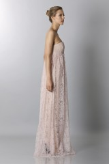 Drexcode - Embroidered bustier dress - Vera Wang - Rent - 4