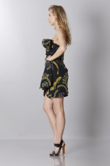 Drexcode - Dress with bow - Moschino - Rent - 4
