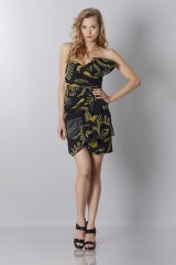 Drexcode - Dress with bow - Moschino - Rent - 1