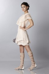 Drexcode - Silk dress - Antonio Berardi - Sale - 3