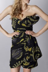 Drexcode - Dress with bow - Moschino - Rent - 6
