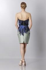 Drexcode - Asymmetrical bustier with floreal printing - Antonio Berardi - Sale - 6