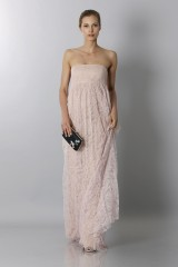Drexcode - Embroidered bustier dress - Vera Wang - Rent - 1