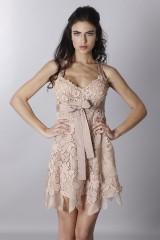 Drexcode - Macramè dress - Alberta Ferretti - Rent - 7