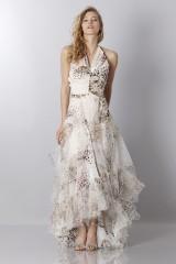 Drexcode - Animalier silk dress - Blumarine - Sale - 3