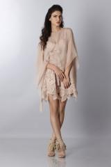Drexcode - Macramè dress - Alberta Ferretti - Rent - 5