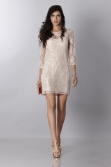 Drexcode - Embroidered short dress - Blumarine - Rent - 1
