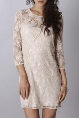 Drexcode - Short dress with decorations - Blumarine - Sale - 6