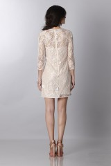 Drexcode - Embroidered short dress - Blumarine - Rent - 2