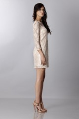 Drexcode - Embroidered short dress - Blumarine - Rent - 5