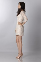 Drexcode - Embroidered short dress - Blumarine - Rent - 4