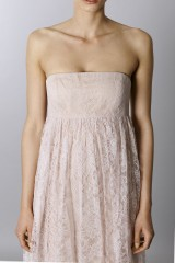 Drexcode - Embroidered bustier dress - Vera Wang - Rent - 6