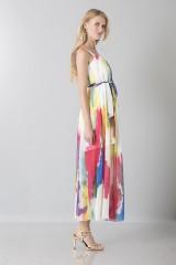 Drexcode - Abito multicolor maternity con spalline - Pietro Brunelli - Rent - 3