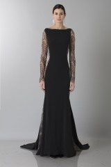 Drexcode - Long dress with side transparencies - Ports 1961 - Rent - 4