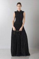 Drexcode - Long dress with side transparencies - Ports 1961 - Sale - 3