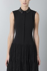 Drexcode - Long dress with side transparencies - Ports 1961 - Sale - 4