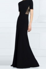 Drexcode - Short sleeve dress with side lace - Ports 1961 - Rent - 4