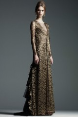 Drexcode - Lace wedding dress - Alberta Ferretti - Rent - 3