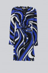 Drexcode - Dress with psychedelic print - Emilio Pucci - Sale - 6