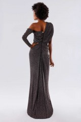 Drexcode - Long glitter dress  - Rhea Costa - Rent - 5