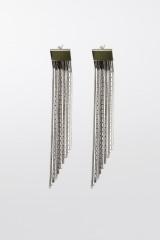 Drexcode - Metal earrings - Rosantica - Rent - 2