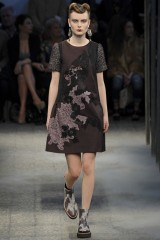 Drexcode - Embroidered floral dress - Antonio Marras - Sale - 3