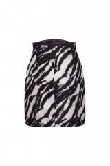 Drexcode - Completo camicia e minigonna stampa zebra - Redemption - Rent - 8