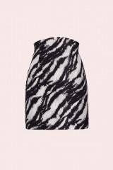 Drexcode - Minigonna in stampa zebra - Redemption - Sale - 1