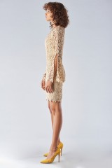 Drexcode - Lace sheath dress with bell sleeves - Forever unique - Rent - 3